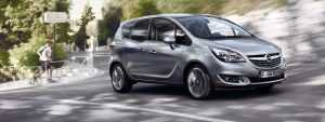 Aile Aracı Opel Meriva